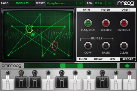 Price drop on Animoog iPhone app until May 29 2012