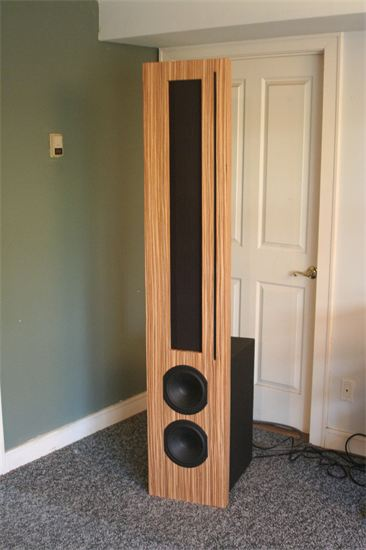 GT Audio Works planar magnetic loudspeakers were an affordable highlight at NY Audio Show